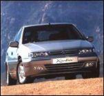 סיטרואן קסנטיה SX אוט' 2.0 (135 כ''ס) 1996 -