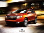 פורד אדג' / EDGE Sel Plus אוט' 3.5 (265 כ''ס) 2009 -