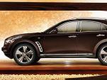 אינפיניטי QX70 / FX37 4X4 GT אוט' 3.7 (320 כ''ס) 2013 -