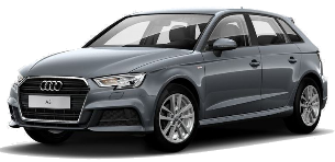 אאודי A3 Design Luxury Assist סדאן אוט' 1.5 (150 כ