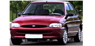 פורד אסקורט RS ידני 3 דל' 2.0