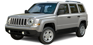 ג'יפ / Jeep פטריוט 4X4 Sport אוט' 2.4 (170 כ''ס)