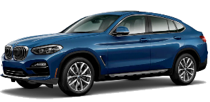 ב.מ.וו X4 4X4 XDRIVE30D Luxury אוט' דיזל 3.0 (258 כ''ס)