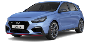 יונדאי i30N Top Hatchback ידני 2.0 (275 כ''ס)
