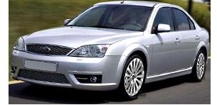 פורד מונדאו Ghia אוט' 2.0 (145 כ''ס)
