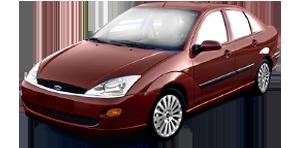 פורד פוקוס Ghia סדאן ידני 1.6 (100 כ''ס)