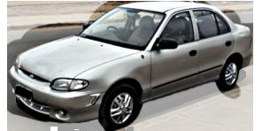 יונדאי אקסנט (עד 2012) GS ידני 3 דל' 1.5