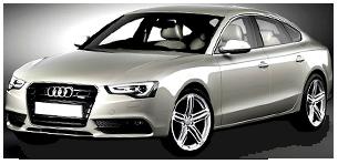 אאודי A5 4X4 Sportback Luxury אוט' 2.0 (211 כ''ס)