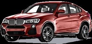 ב.מ.וו X4 4X4 XDRIVE30D Sport אוט' דיזל 3.0 (258 כ''ס)