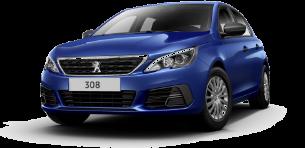 פיג'ו 308 Premium אוט' 1.2 (130 כ''ס)