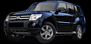 מיצובישי פג'רו ארוך 4X4 Dakar אוט' דיזל 7 מק' 3.2 (190 כ