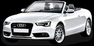 אאודי A5 4X4 Luxury קבריולט אוט' 2.0 (211 כ''ס)
