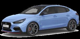 יונדאי i30N Top Fastback ידני 2.0 (275 כ''ס)