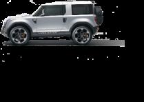 לנד רובר דיפנדר 4X4 S Plus אוט' דיזל 5 מק' 2.0 (200 כ''ס)